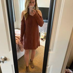 Express sweater dress NEW
